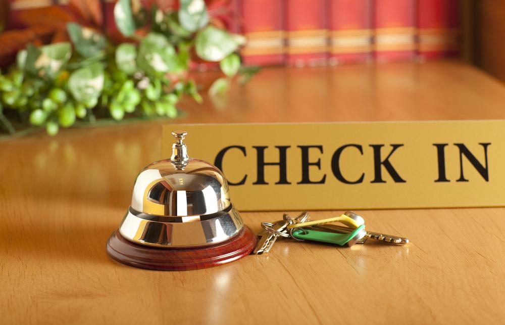 初めての海外旅行!ホテルのチェックイン時に使える英会話
